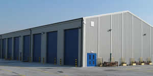 Commercial & Industrial Metal Buildings