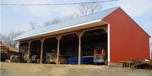 Agricultural & Residential Metal Buildings