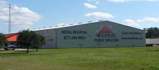 Mueller Steel Buildings