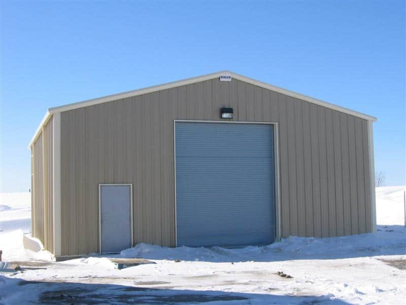 Select pioneer steel for arch style metal buildings for Metal building styles