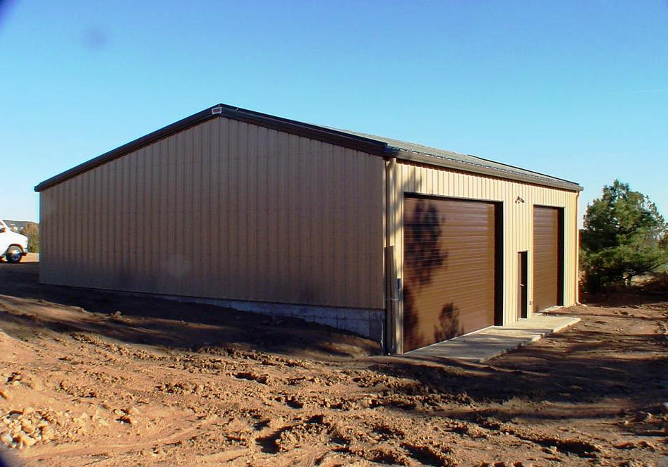 Building Your Future With Rhino Steel Buildings Metal