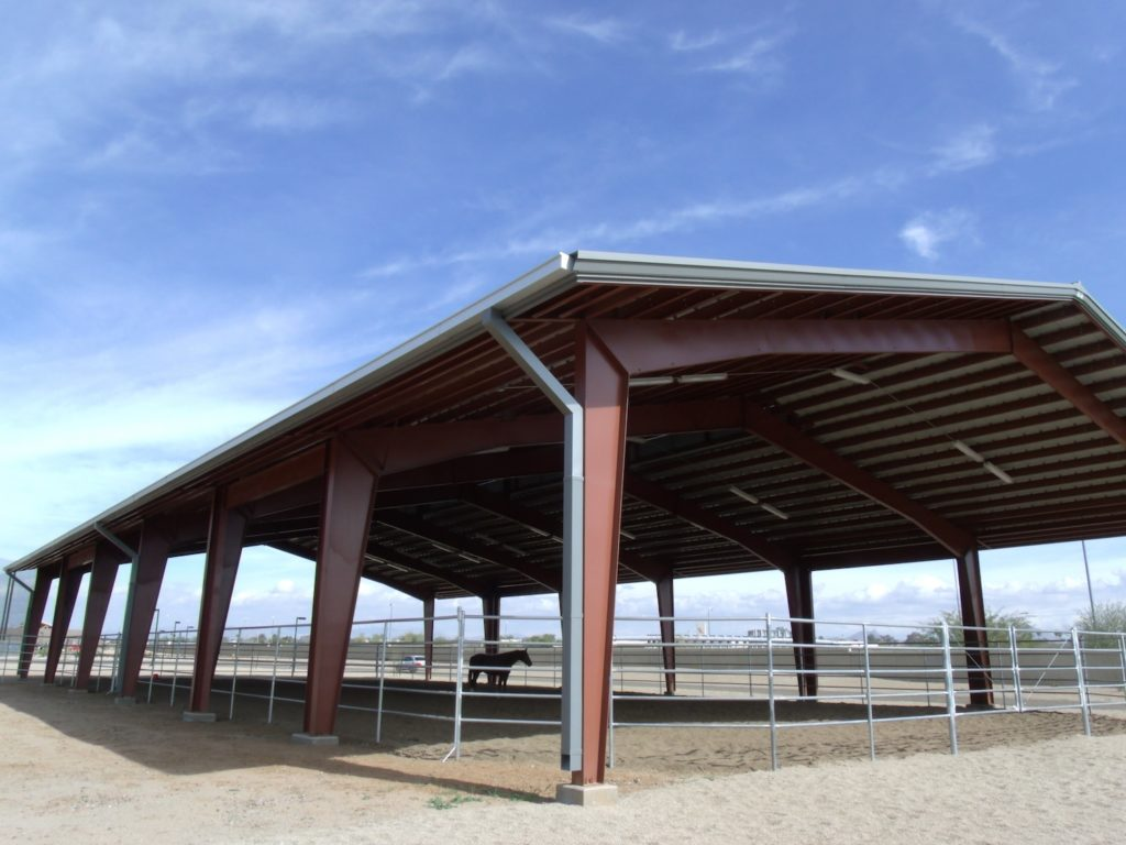 Steel Metal Buildings : American steel buildings quality durability metal