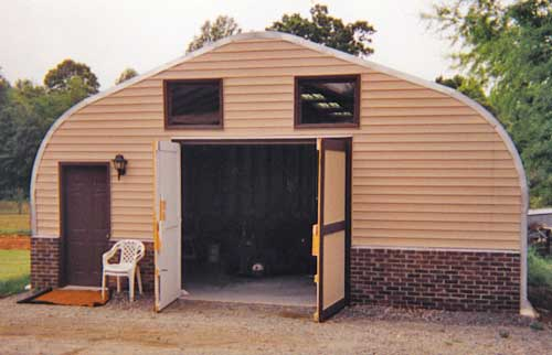 Crown Steel Buildings