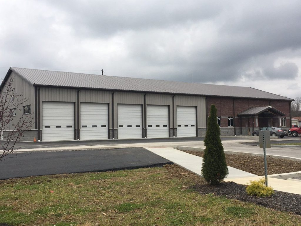 Arco steel buildings