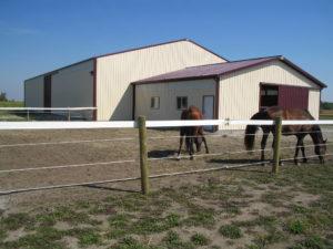 60 x 120 Pole Barn