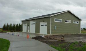 40 x 60 Metal Building