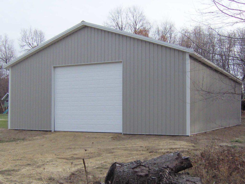 Garage Metal Buildings